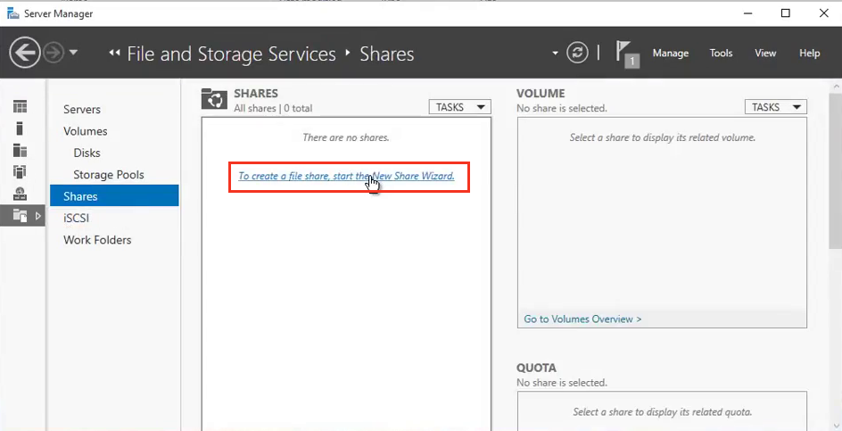How to Share Files and Folders in Windows Server 2016? - Tactig