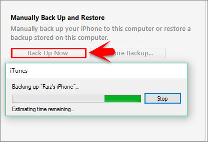 How to backup Your iPhone, iPad or iPod Touch Using iTunes?