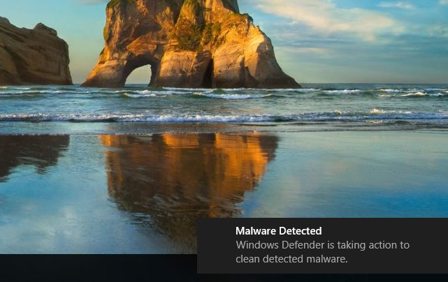 Configure Windows Defender