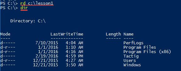 Manage Files by Powershell