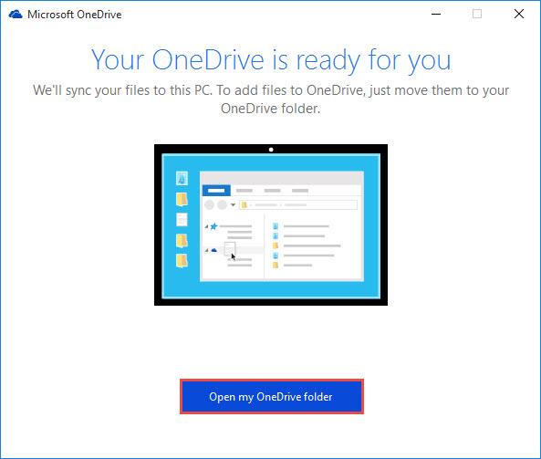 OneDrive Ready