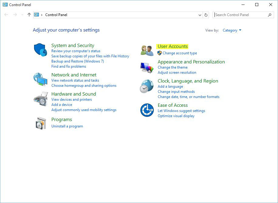 How to Manage Saved Credentials in Windows 8 & 10 Profile