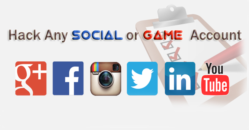 How to Hack Any Social or Game Account Easily? - Tactig