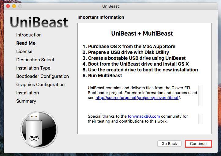 How to Create Bootable USB OS X El Capitan Installer Drive