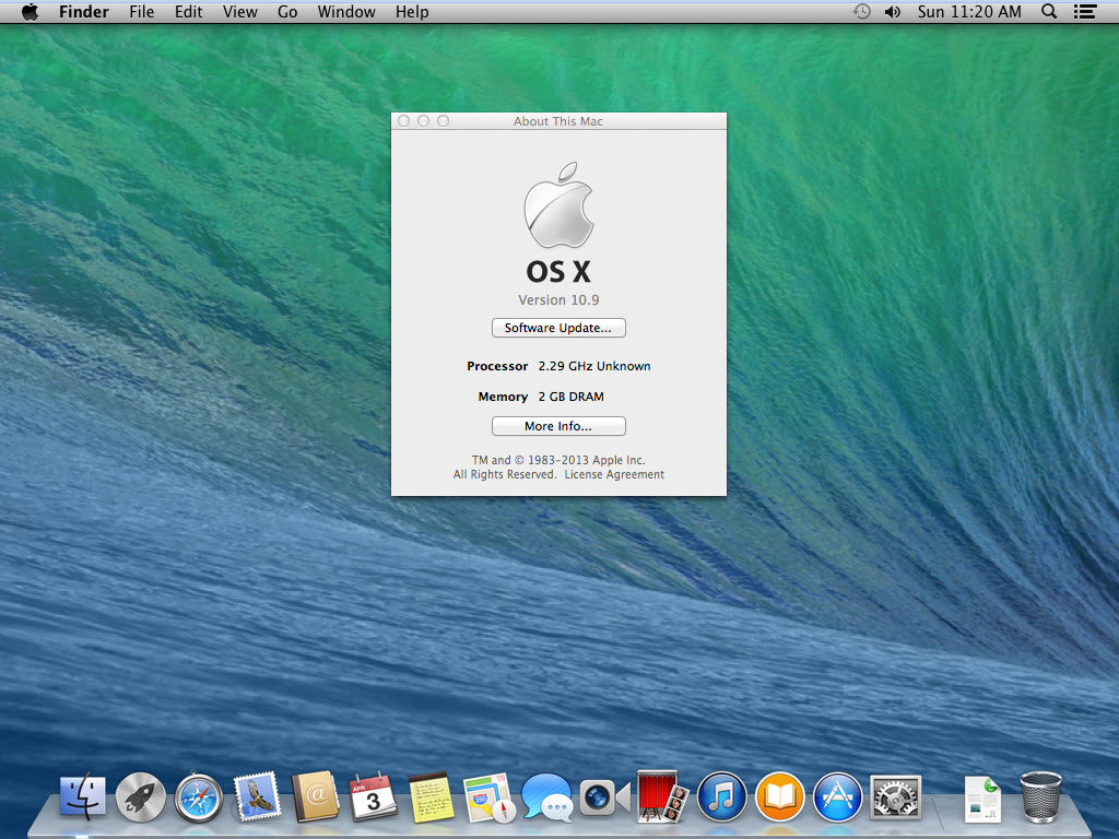 How to Install Mac OS X Mavericks 10 9 on VMware? - Tactig