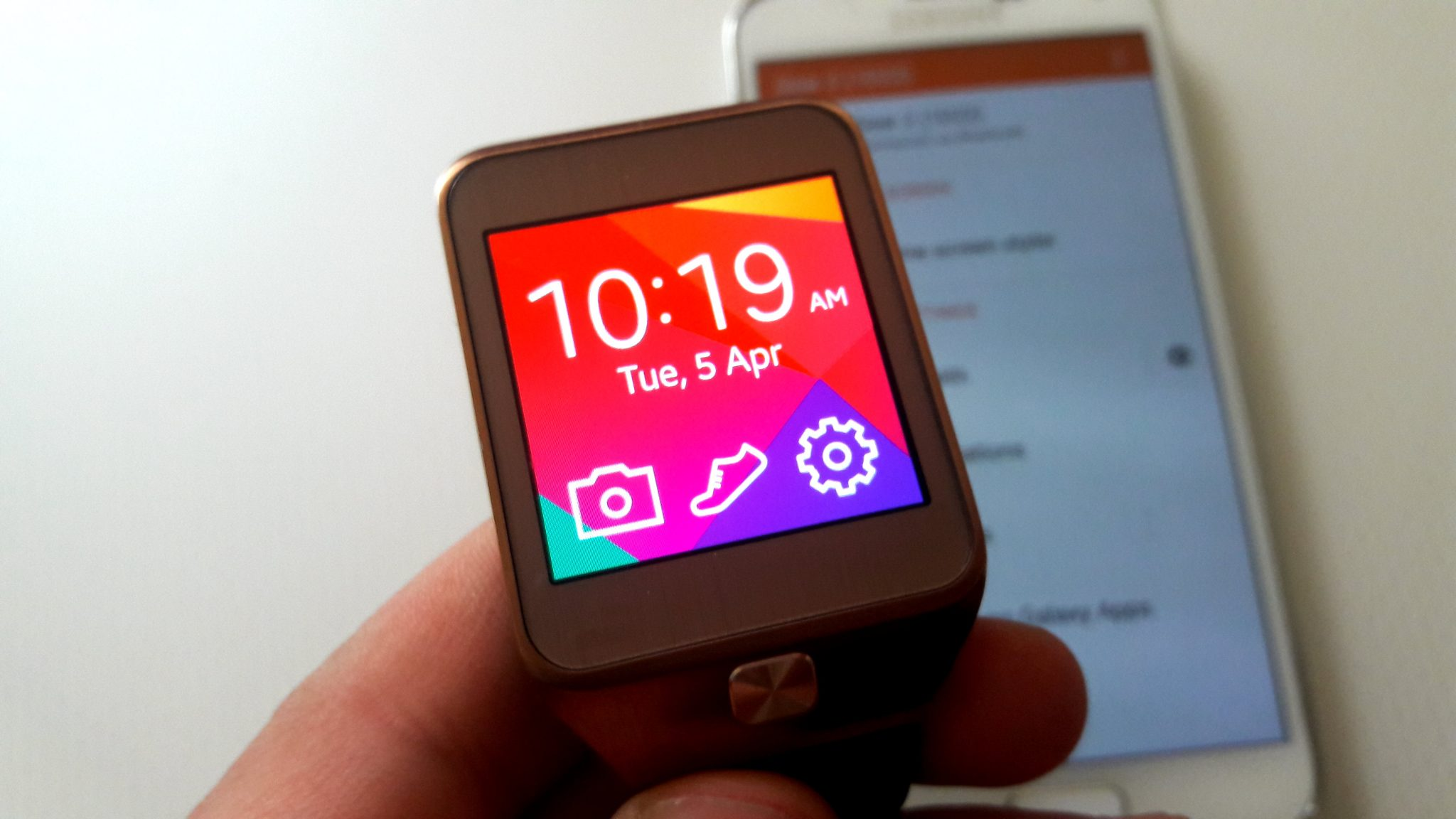 Samsung Gear 2 Connected