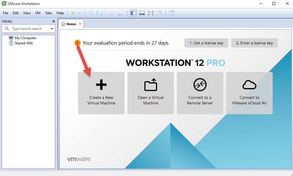 How to Install Windows Server on VMWare Workstation