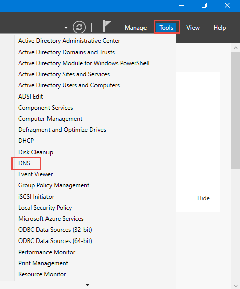 Configure DNS Server Zones Fully on Windows Server 2016