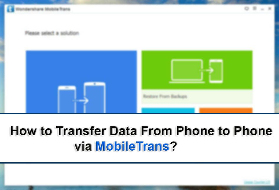 Transfer-Data-from-Phone-to-Phone
