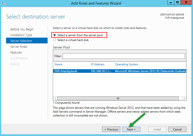 Install & Configure Print Services in Windows Server 2016