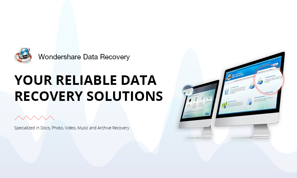 WonderShare Data Recovery Tool -Tactig