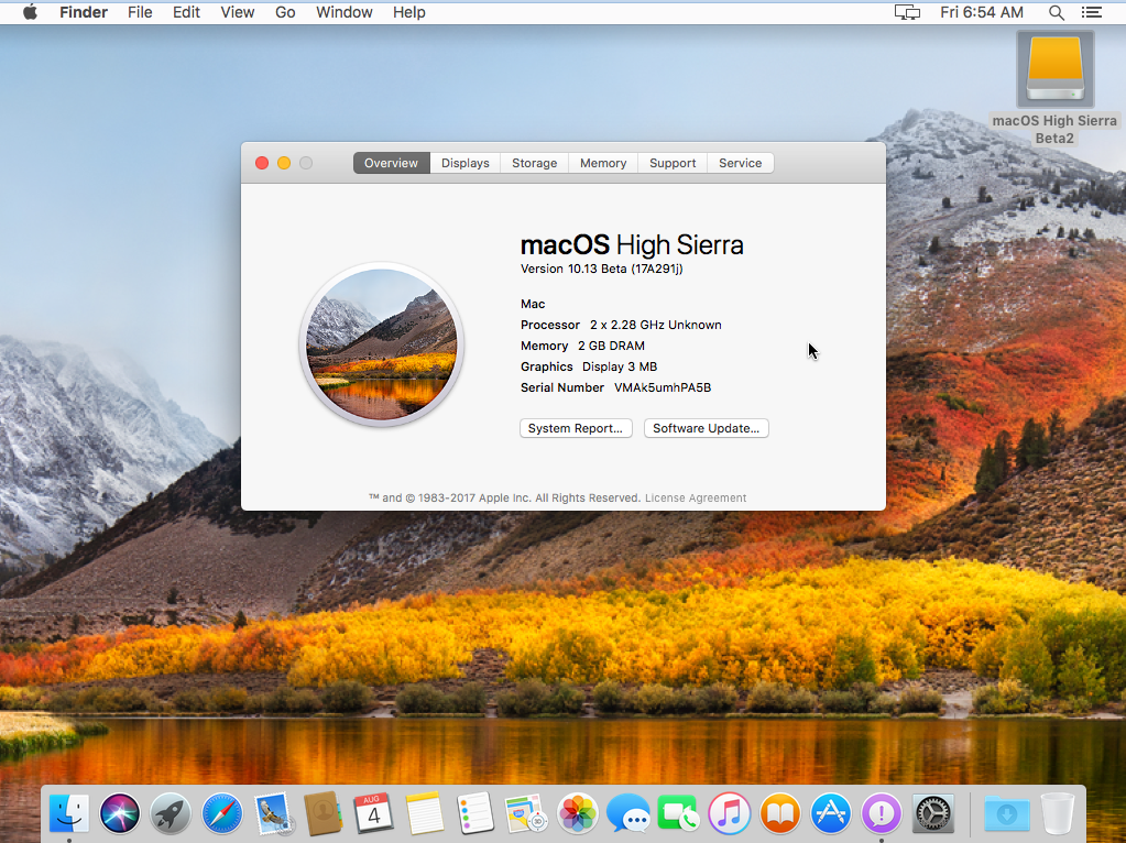 vmware player for os x