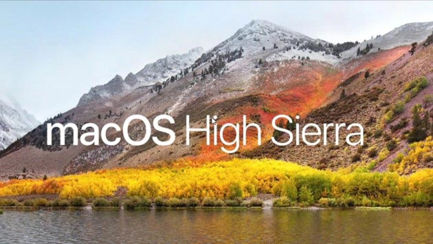 Download Now macOS High Sierra VMware Image Latest Preview - Tactig