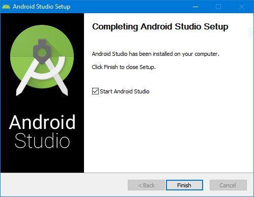 Android-Studio Setup